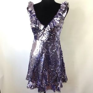 NWT Free people sequins siren dress🚨
